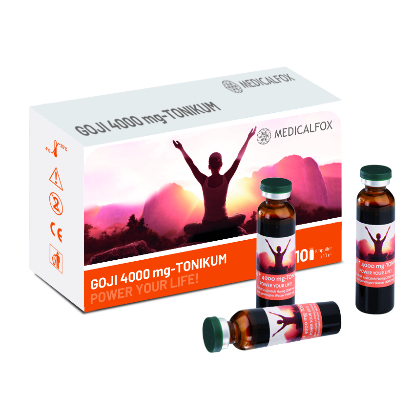 Goji 4000 mg Tonikum